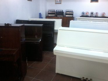 Bakı şəhərində xarici Pianolar Satilir