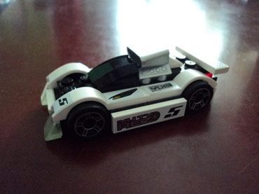 Lego 8149 Racers Midnight Streak Used 100% complete with original σε North & East Suburbs