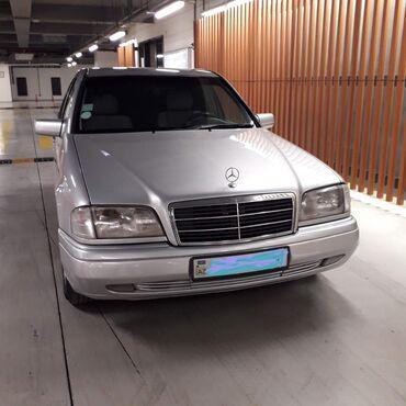 весы 200 кг в Азербайджан: Mercedes-Benz C 200 2 л. 1996 | 349023 км
