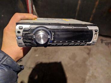 кант телефон в Кыргызстан: Продаю рабочую магнитолу pioneer есть мр3 aux USB не глючит звук