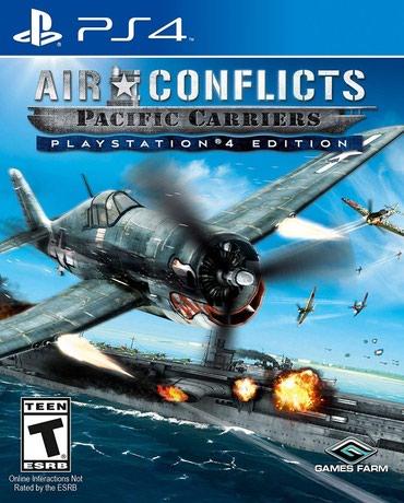 Ps4 üçün air conflicts oyunu satılır Yenidir bağlı upokovkada orginal в Bakı