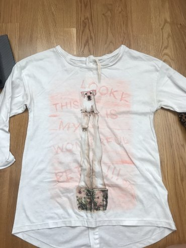 Брендовая футболка!!! на рост 157 размер в Лебединовка