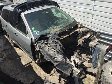 фордов в Кыргызстан: Продаю ford focus на запчасти или под восстановление. Нет двигателя и
