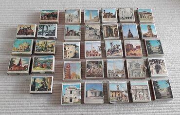 Τέχνη και Συλλογές - Ελλαδα: 33 σπιρτόκουτα από Ιταλία ( θεματική σειρά )