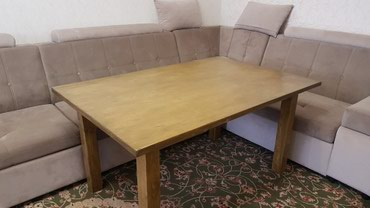 Продаю новый стол размер 1х1.5м. в Бишкек