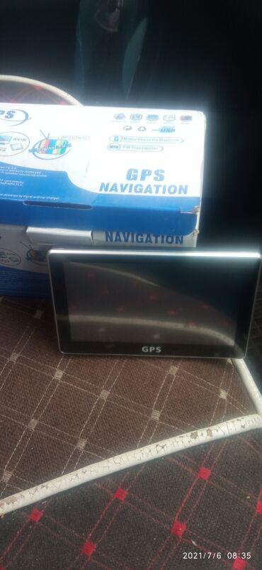 Электроника - Дмитриевка: Продаю новый навигатор GPS с у становленным Ai GO для работы по