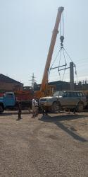 услуги кран в Кыргызстан: Услуги автокрана услуги крана кран автокран