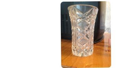 Вазы - Кыргызстан: Хрустальная ваза