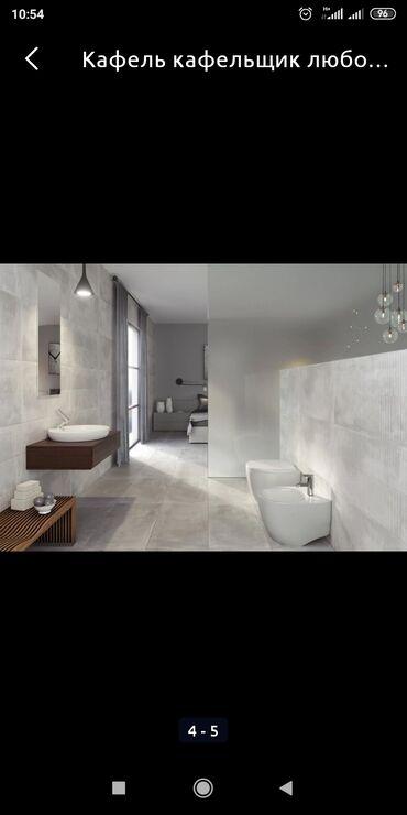 эмалировка ванн бишкек в Кыргызстан: Кафель кафельщик сантехник сантехника установка раковина ванна унитаз