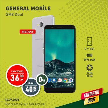 General Mobile GM8 Dual