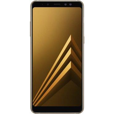 Qizilin satisi 2018 - Азербайджан: Новый Samsung Galaxy A8 2018 64 ГБ Золотой