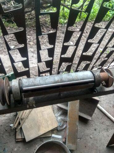 вал в Кыргызстан: Вал циркулярка с фуганком