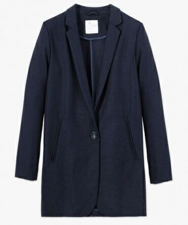 Gemo nov sa etiketom sako jaknica kao od nekog kepera, model duzi
