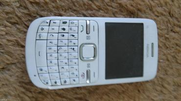 Mobilni telefoni | Valjevo: Nokia c3 Ostecen ekran,sim fri,bez baterije