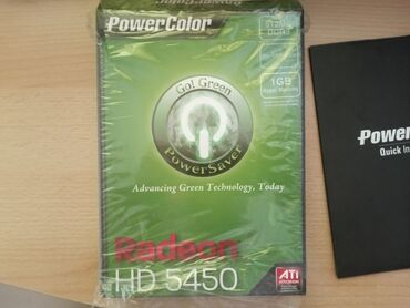 PowerColor Radeon HD 5450 512 MB DDR3Dobijate sve sa slike -
