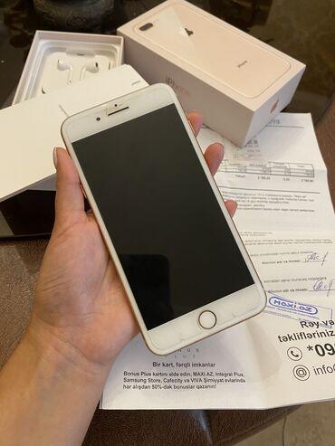 s5 ekran - Azərbaycan: İşlənmiş iPhone 8 Plus 256 GB Cəhrayı qızıl (Rose Gold)