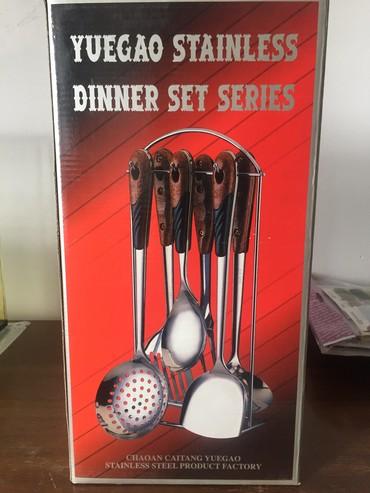 Продаю новый набор кухонных приборов в Бишкек