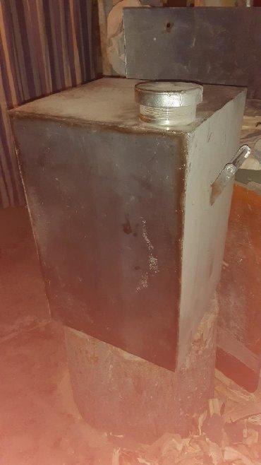 Баки и бочки - Кыргызстан: Бак на 90 литров полность из нержавеющей стали. Широкая горловина на
