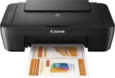купить широкоформатный принтер в Кыргызстан: Новый 3 в 1 принтер сканер копир.CANON MG2 5 4 0 сом.4