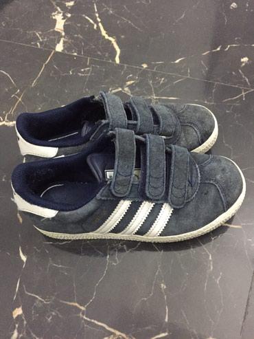 детские кроссовки 31 размера в Азербайджан: Кроссовки Adidas Gazelle. 30 размер