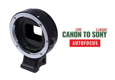 Foto və videokameralar - Azərbaycan: Canon Lens to Sony keçiriciPerexodnik avtofokus dəstəklidir. Canon