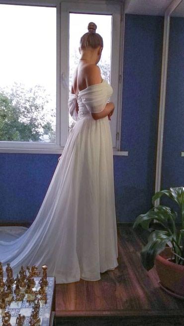 Продается дизайнерское свадебное платье, самое счастливое! Производств