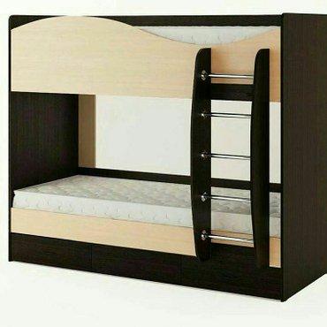 2х ярусная кровать  в Бишкек