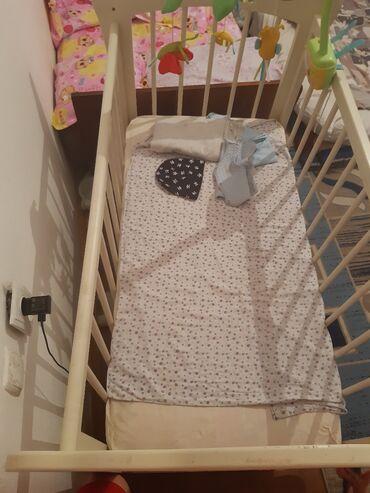 бу детские кроватки в Кыргызстан: Детская кроватка