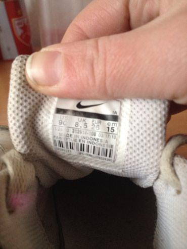 Hitno Nike patikee br26 za decake moze i za devojcice. - Paracin - slika 5