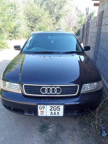 Транспорт - Новопокровка: Audi A4 2.6 л. 1997