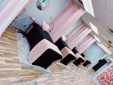Работа - Ала-Тоо: Сдаю кабинет в салоне красоты под Наращивание ресниц,теневую растушёвк