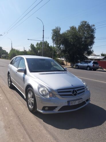 mercedes benz в Кыргызстан: Mercedes-Benz R-Class AMG 2.8 л. 2008 | 435000 км