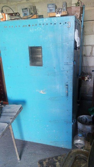 Продаю инкубатор на 3300 яиц. однофазный. в Бишкек