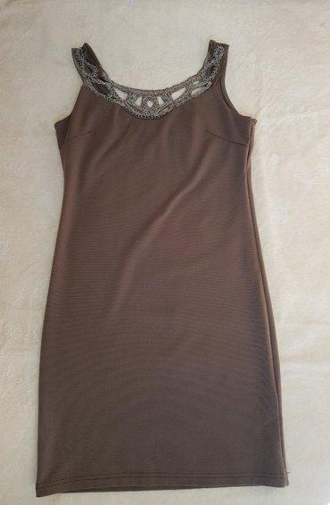 Pantalone boja maslinasto zelena kvalitetne super meka - Srbija: Haljina M velicina Pamuk, boja maslinasto zelena