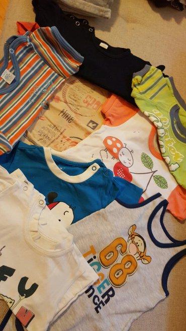 4 bodija I 4 majice vel 74 - Pozarevac