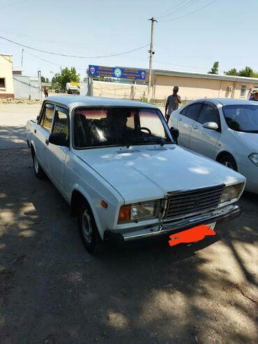 Транспорт - Кашат: ВАЗ (ЛАДА) 2107 1.6 л. 2005 | 33000 км