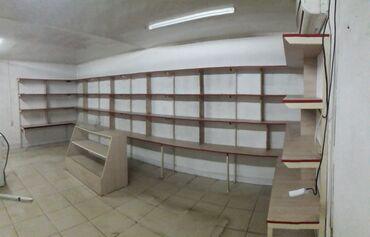 Мебель - Бишкек: Полка | Стеллаж, Угловая | Витринная