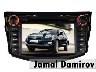 Bakı şəhərində Toyota Rav4 2007 üçün DVD-monitor, DVD-монитор для Toyota Rav4 2007.