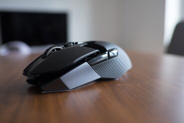 logitech hd в Кыргызстан: Лучшая беспроводная мышь!Logitech G900 CHAOS SPECTRUMБесподобный