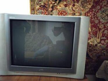 """Телевизор JVC. Диагональ 24"""". В рабочем состоянии. Пульт есть. Торг"""