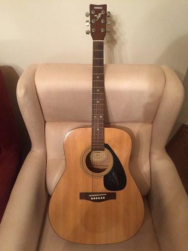 Bakı şəhərində Original Brend Akustik gitara Yamaha F310. Professional Akustik