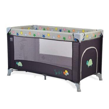 Ogradica - Srbija: Siguran prostor za Vaše bebe Cangaroo prenosivi krevetac Safari 2u1
