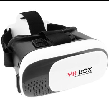 Vr box 3d naocare za telefon  virtyal reality 3d  naočare su specijaln - Beograd