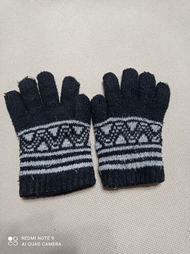 Перчатки от 6 до 9 лет 100 сом