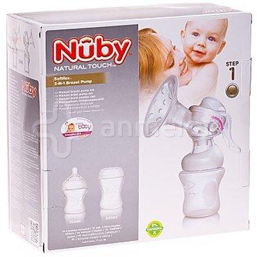 бутылочка в Кыргызстан: Молокоотсос Nuby  Не пользовалась, только бутылочкой.  В комплекте