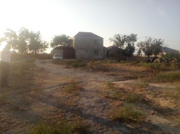 Bakı şəhərində Ramana savxozunda 4 sot torpaq tecili satilir senet cixarisdir