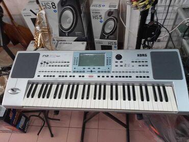 korq - Azərbaycan: Korq pa50 SD sintezator