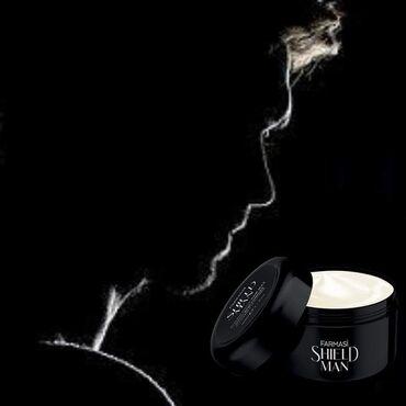 Lepota i zdravlje   Batajnica: Shield Man vosak za kosu, 100ml  Ovaj proizvod dosad nismo imali, a zn