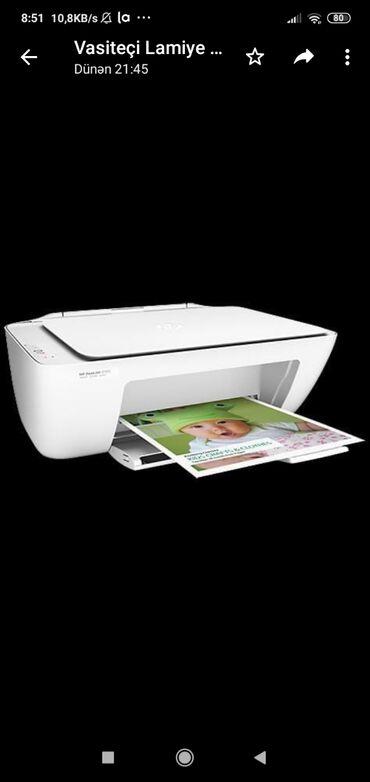 - Azərbaycan: Printer HP3 u birinde renli ağ - qara printer -kseroks skaner bir il