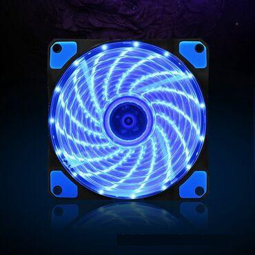 Вентилятор( кулер) F15 для корпуса- 12-сантиметровый светящийся- 15